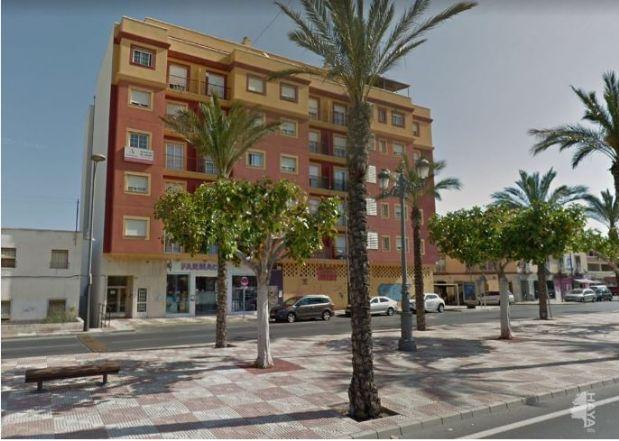 Piso en venta en Roquetas de Mar, Almería, Avenida Carlos Iii, 93.500 €, 2 habitaciones, 1 baño, 72 m2
