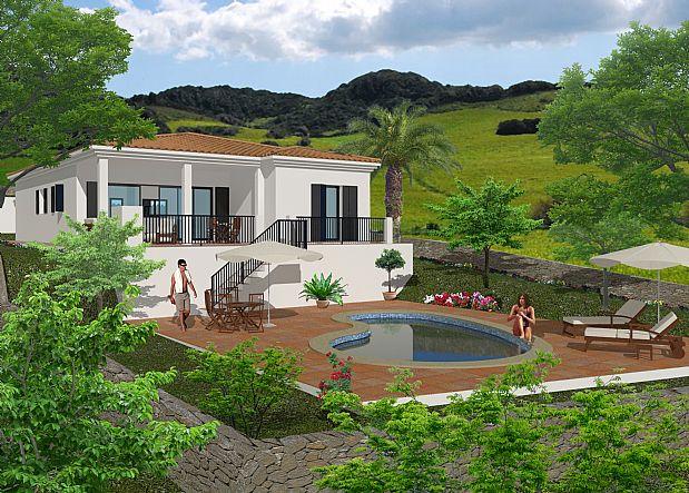 Casa en venta en Alaior, Baleares, Calle Llebeig, 375.000 €, 3 habitaciones, 2 baños, 125 m2