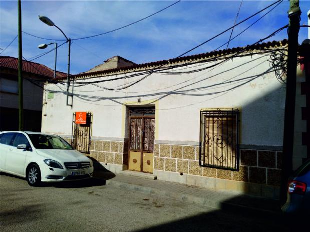 Suelo en venta en Tomelloso, Ciudad Real, Calle Cruz, 60.000 €, 204 m2