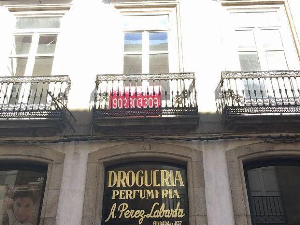 Piso en venta en Santiago de Compostela, A Coruña, Calle de Altamira, 262.500 €, 3 habitaciones, 1 baño, 142 m2