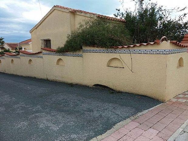 Casa en venta en San Fulgencio, Alicante, Urbanización Marina-fina, 98.691 €, 2 habitaciones, 1 baño, 64 m2