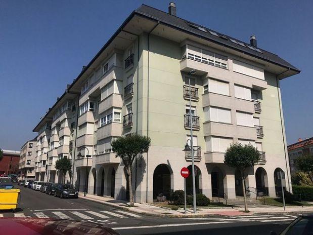 Piso en venta en Narón, A Coruña, Calle Rua Rafael Barez, 95.950 €, 3 habitaciones, 1 baño, 82 m2