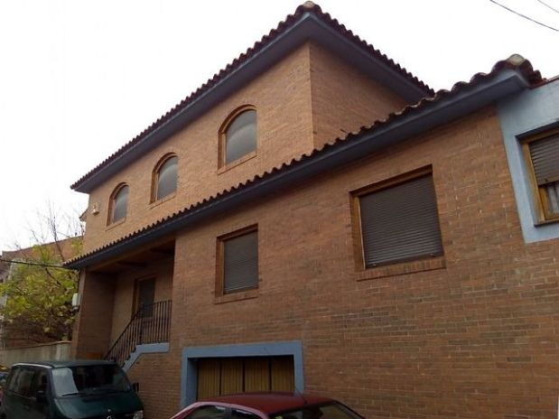 Casa en venta en La Almunia de Doña Godina, Zaragoza, Calle San Jorge, 299.250 €, 5 habitaciones, 2 baños, 398 m2