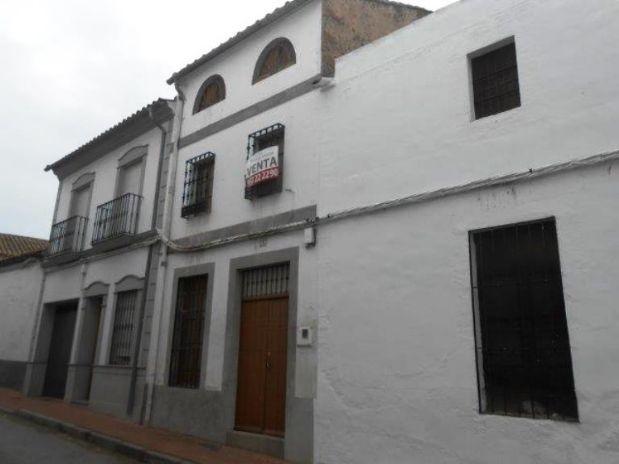 Casa en venta en Villanueva de Córdoba, Córdoba, Calle Anacid, 49.500 €, 4 habitaciones, 2 baños, 246,76 m2