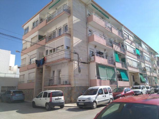 Piso en venta en Calpe/calp, Alicante, Calle Capitan Zaragoza, 68.000 €, 2 habitaciones, 1 baño, 63,63 m2
