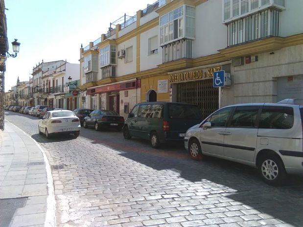 Piso en venta en La Palma del Condado, Huelva, Calle Manuel Siurot, 62.000 €, 2 habitaciones, 2 baños, 78,45 m2