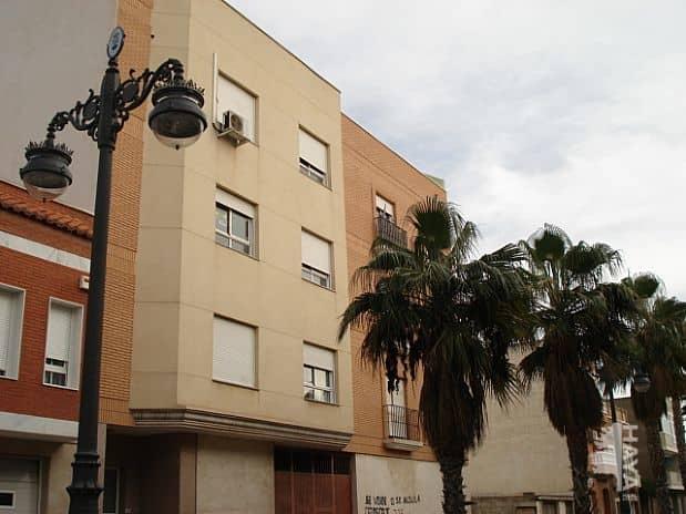 Piso en venta en Los Depósitos, Roquetas de Mar, Almería, Calle Pintor Rosales (r), 51.900 €, 2 habitaciones, 1 baño, 98 m2