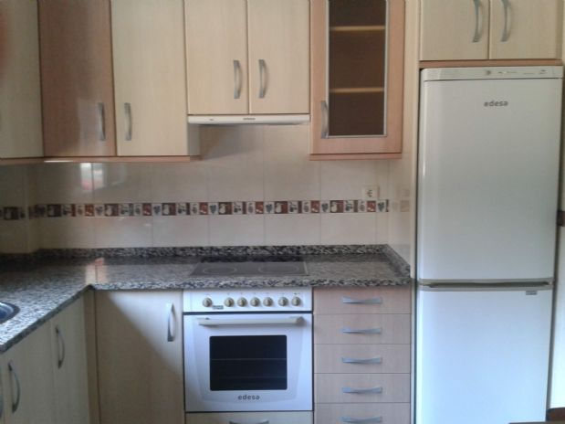Piso en alquiler en A Coruña, A Coruña, Calle Javier Lopez Lopez, 500 €, 2 habitaciones, 2 baños, 78 m2