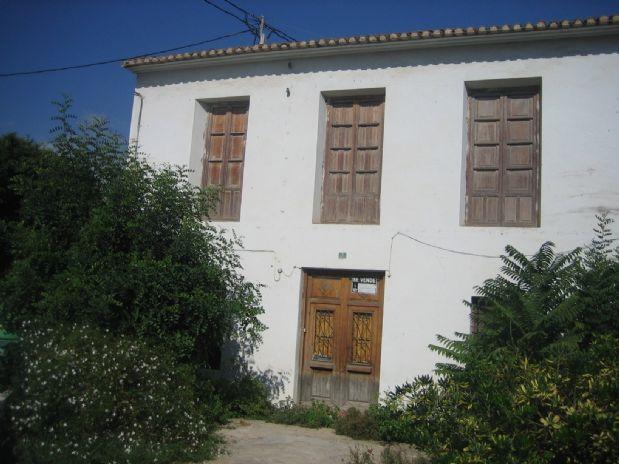Casa en venta en Altea, Alicante, Plaza de la Creu, 450.000 €, 3 habitaciones, 1 baño, 316 m2