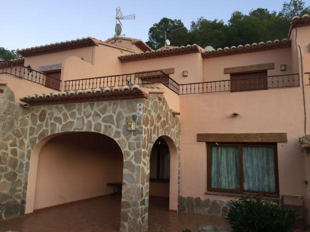 Casa en venta en Calpe/calp, Alicante, Urbanización Empedrolaz, 150.000 €, 2 habitaciones, 2 baños, 147 m2