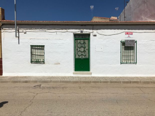 Casa en venta en Tomelloso, Ciudad Real, Calle Joaquin Costa, 30.000 €, 2 habitaciones, 130 m2