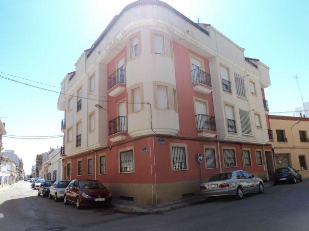 Piso en venta en Tomelloso, Ciudad Real, Calle Angel Izquierdo, 92.400 €, 2 habitaciones, 1 baño, 70 m2