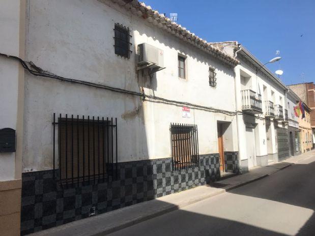 Casa en venta en Tomelloso, Ciudad Real, Calle Calvario, 120.000 €, 4 habitaciones, 1 baño, 300 m2