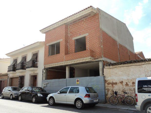 Casa en venta en Tomelloso, Ciudad Real, Calle Espoz Y Mina, 165.000 €, 4 habitaciones, 3 baños, 510 m2