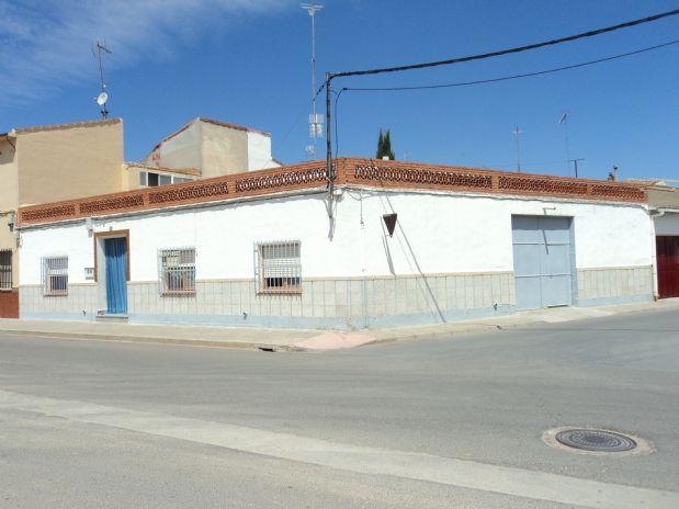 Casa en venta en Argamasilla de Alba, Ciudad Real, Calle la Solana, 85.000 €, 4 habitaciones, 1 baño, 220 m2