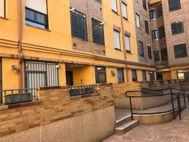 Piso en venta en Tomelloso, Ciudad Real, Calle Juan Antonio Lopez Ramiro, 106.000 €, 3 habitaciones, 1 baño, 125 m2