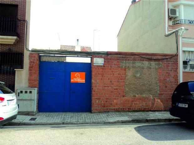 Suelo en venta en Tomelloso, Ciudad Real, Calle Herradores, 30.000 €, 100 m2