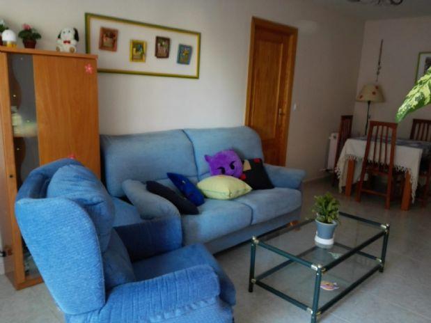 Piso en venta en Tomelloso, Ciudad Real, Calle Campo, 84.800 €, 3 habitaciones, 2 baños, 97 m2