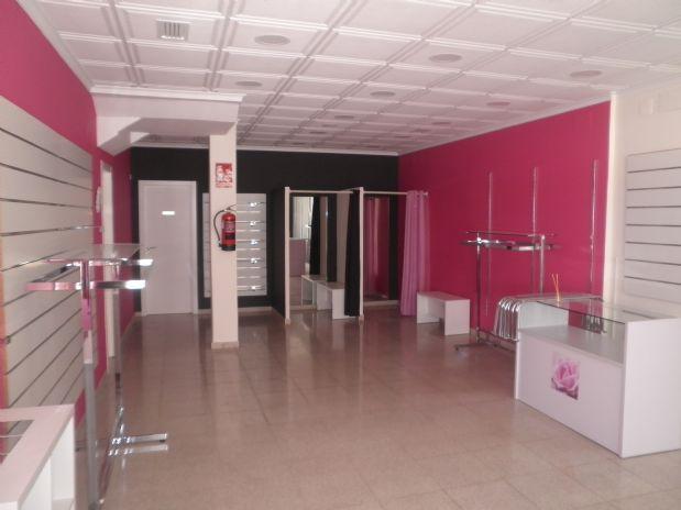 Local en alquiler en Tomelloso, Ciudad Real, Calle Oriente, 550 €, 70 m2