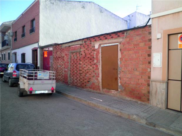 Suelo en venta en Tomelloso, Ciudad Real, Calle Ria de Vigo, 39.000 €, 130 m2