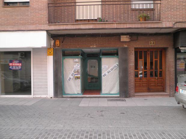 Local en alquiler en Tomelloso, Ciudad Real, Calle Reverendo Elíseo Ramirez, 550 €, 70 m2