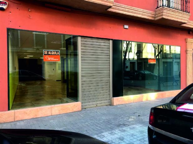 Local en alquiler en Tomelloso, Ciudad Real, Calle Doña Crisanta, 500 €, 130 m2