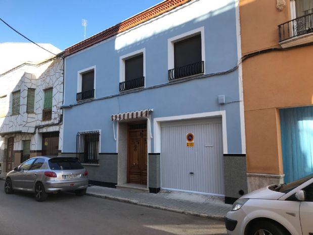 Casa en venta en Tomelloso, Ciudad Real, Calle San Mateo, 190.000 €, 6 habitaciones, 2 baños, 327 m2