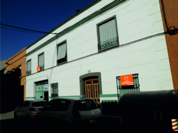 Casa en venta en Tomelloso, Ciudad Real, Calle San Mateo, 168.000 €, 11 habitaciones, 2 baños, 560 m2
