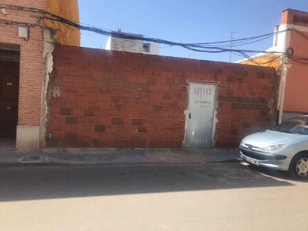 Suelo en venta en Tomelloso, Ciudad Real, Calle San Mateo, 40.000 €, 230 m2