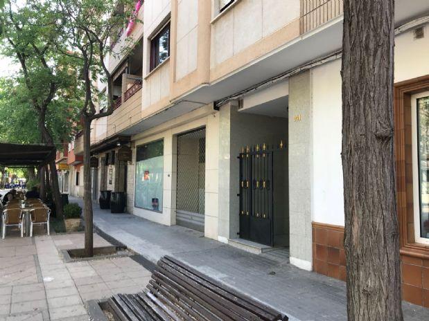 Piso en venta en Tomelloso, Ciudad Real, Avenida Don Antonio Huertas, 55.000 €, 2 habitaciones, 1 baño, 60 m2