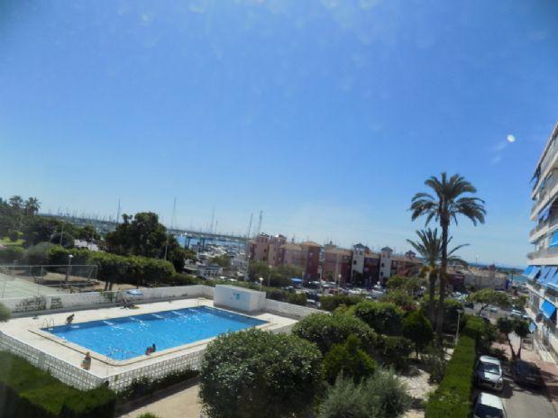 Piso en venta en Playa El Acequión, Torrevieja, Alicante, Avenida Gregorio Marañon, 180.000 €, 2 habitaciones, 2 baños, 85 m2