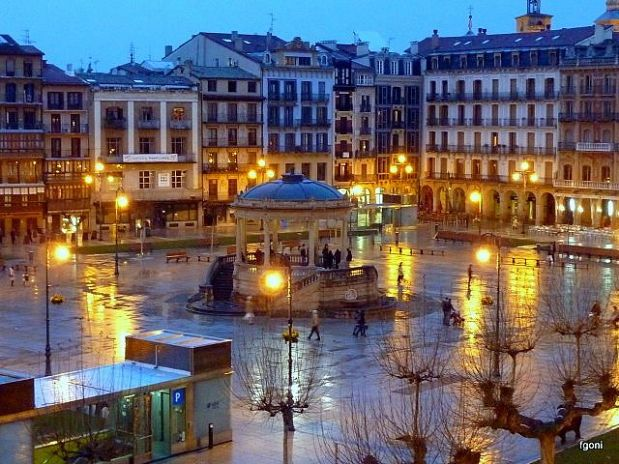 Piso en alquiler en Pamplona/iruña, Navarra, Calle Cualquier Zona, 700 €, 2 habitaciones, 1 baño, 70 m2