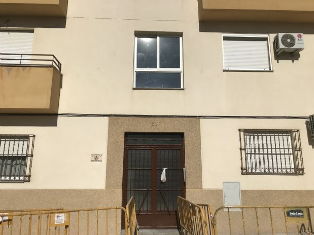 Piso en venta en Torre del Campo, Jaén, Calle Torrecillas, 77.000 €, 2 habitaciones, 2 baños, 87 m2
