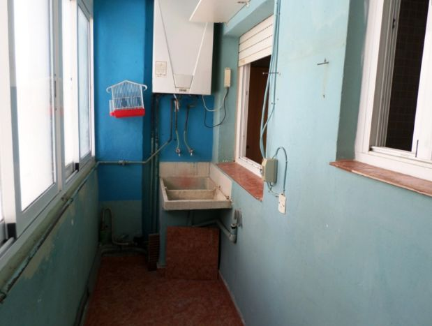 Piso en venta en Piso en Bullas, Murcia, 52.000 €, 3 habitaciones, 2 baños, 123 m2