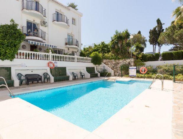 Piso en alquiler en Mijas, Málaga, Calle Olivo de Calypso, 690 €, 2 habitaciones, 1 baño, 81 m2