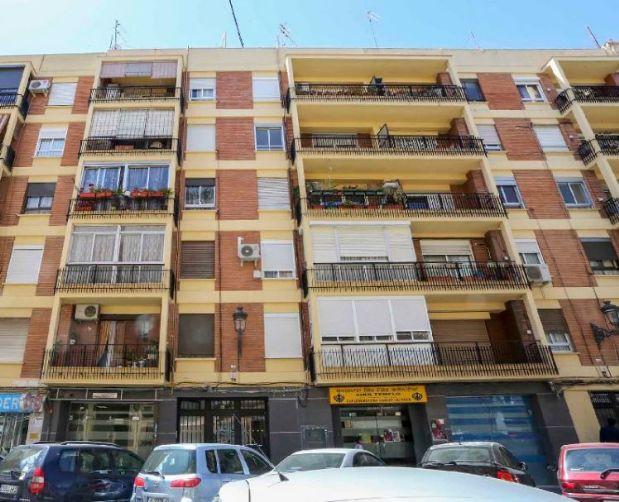 Piso en alquiler en Valencia, Valencia, Calle Santander, 495 €, 3 habitaciones, 2 baños, 95 m2