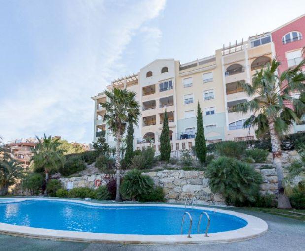 Piso en alquiler en Mutxamel, Alicante, Calle de la Boira, 455 €, 2 habitaciones, 2 baños, 61 m2