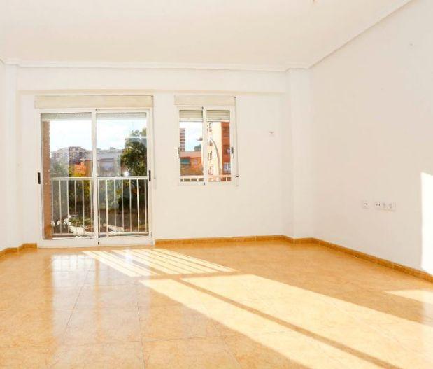 Piso en alquiler en Valencia, Valencia, Calle Marino Blas de Lezo, 705 €, 3 habitaciones, 1 baño, 100 m2