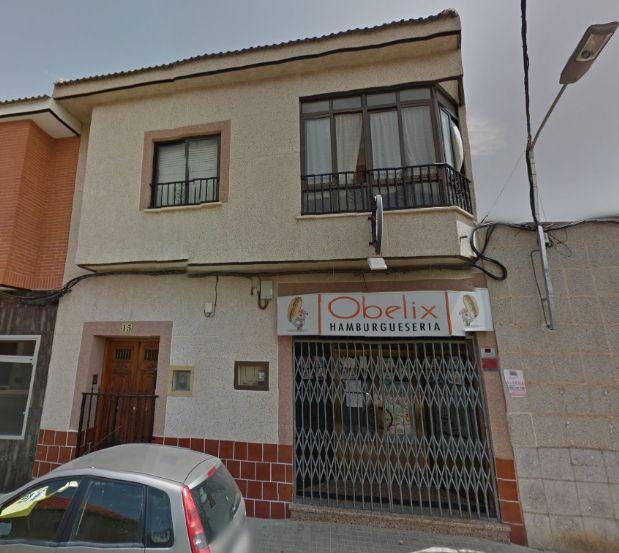 Local en alquiler en Tomelloso, Ciudad Real, Calle Orense, 500 €, 100 m2