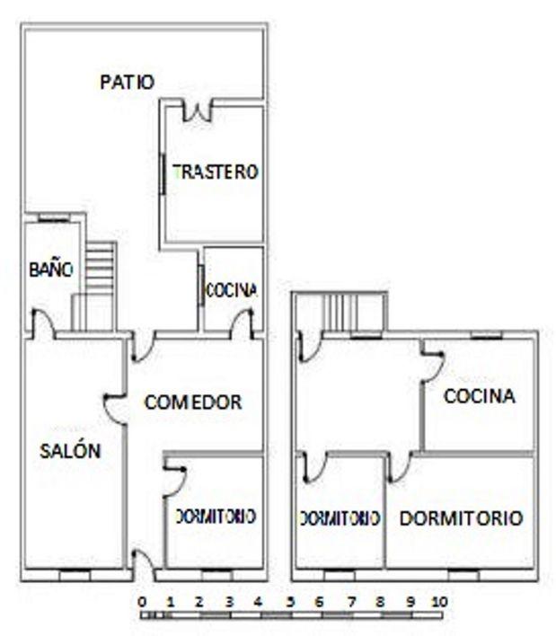 Casa en venta en Alcolea, Córdoba, Calle Acequia, 77.750 €, 3 habitaciones, 1 baño, 136,37 m2