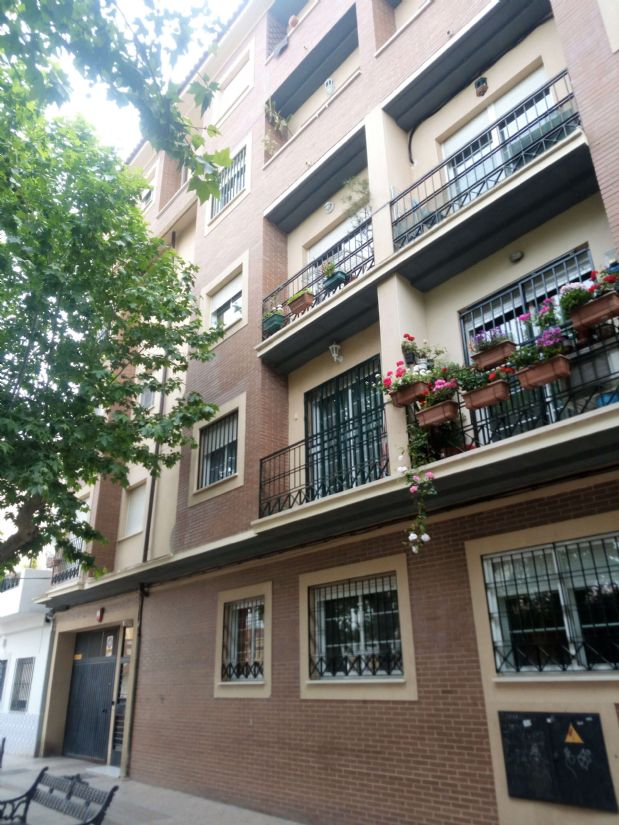 Piso en venta en Badajoz, Badajoz, Calle Alicante, 86.000 €, 3 habitaciones, 1 baño, 84 m2