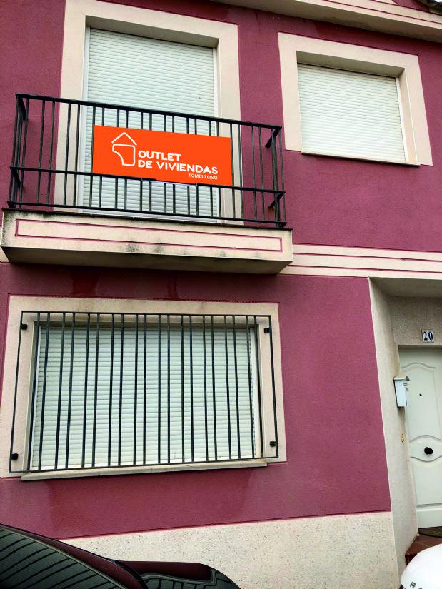 Casa en venta en Arenas de San Juan, Ciudad Real, Calle Sancho Panza, 70.000 €, 3 habitaciones, 2 baños, 180 m2