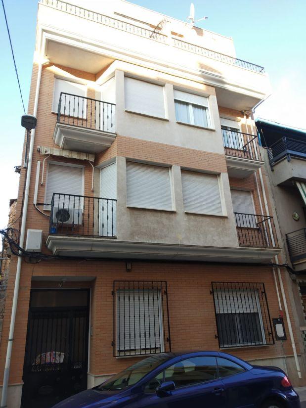 Piso en venta en Tomelloso, Ciudad Real, Calle Carlos Morales, 50.000 €, 2 habitaciones, 1 baño, 80 m2