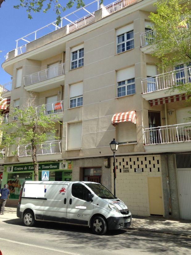 Piso en venta en Tomelloso, Ciudad Real, Calle Doña Crisanta, 60.000 €, 2 habitaciones, 1 baño, 75 m2