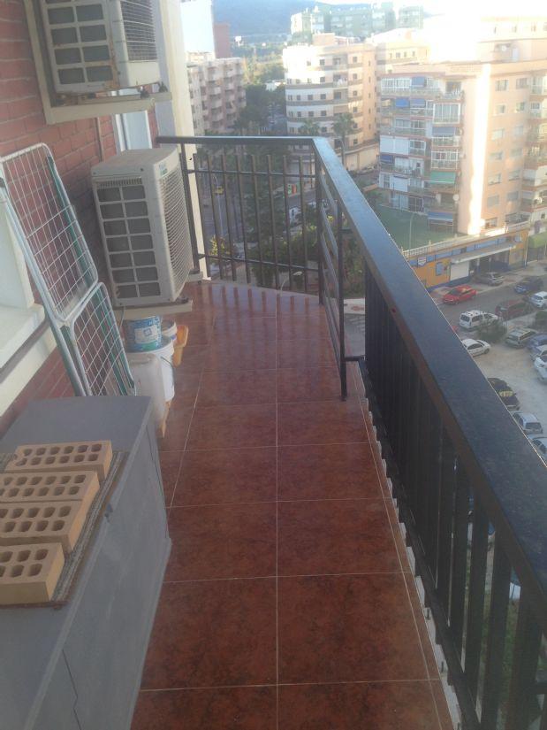 Piso en venta en Centro, Torremolinos, Málaga, Avenida Isabel Manoja. Edificio El Colegial 5, 157.500 €, 3 habitaciones, 1 baño, 90 m2