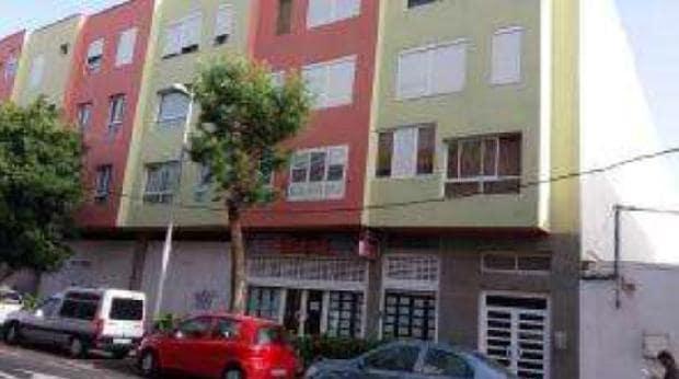 Piso en venta en Santa Lucía de Tirajana, Las Palmas, Calle Canalejas, 84.000 €, 3 habitaciones, 1 baño, 82 m2