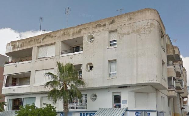 Piso en venta en Balcón de la Costa Blanca, San Miguel de Salinas, Alicante, Calle 19 de Abril, 73.300 €, 3 habitaciones, 1 baño, 121 m2