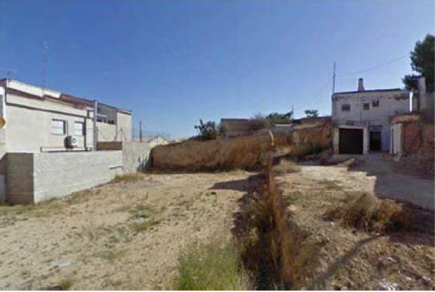 Suelo en venta en Parque Sur, Caudete, Albacete, Avenida Valencia, 35.000 €, 240 m2