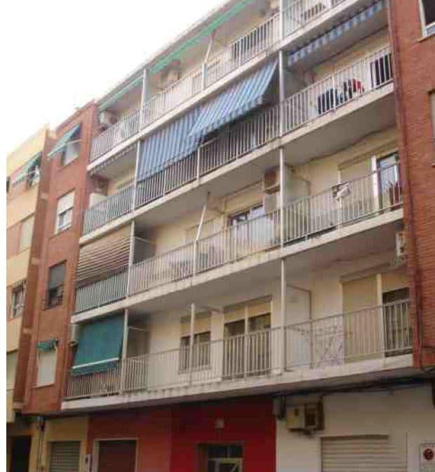 Piso en venta en Alquerieta, Alzira, Valencia, Calle Doctor Just, 71.400 €, 1 baño, 119 m2
