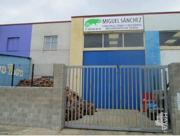 Industrial en venta en Moguer, Huelva, Calle Industrial los Pinos, 86.000 €, 250 m2